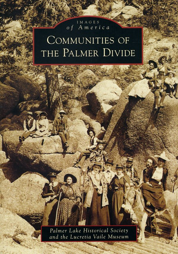 Communities of the Palmer Divide Book Cover