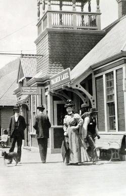 Denver & Rio Grande Depot 1890
