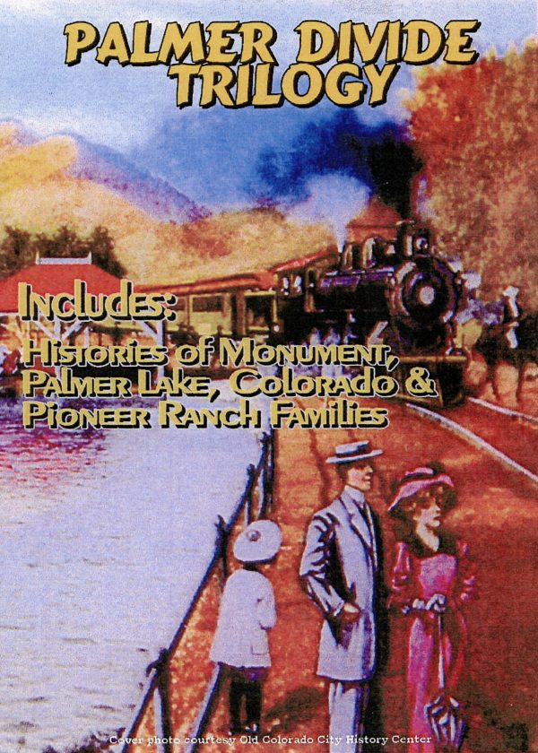 Cover image for Palmer Divide Trilogy DVD cover