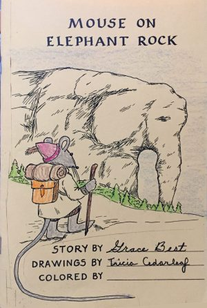 Mouse on Elephant Rock front cover