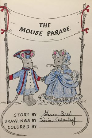 The Mouse Parade front cover