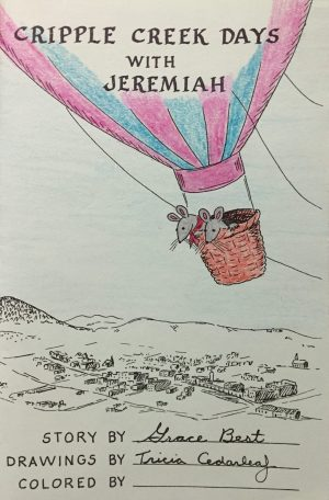Cripple Creek Days with Jeremiah front cover
