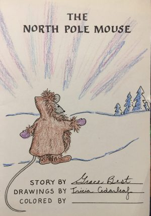 The North Pole Mouse front cover