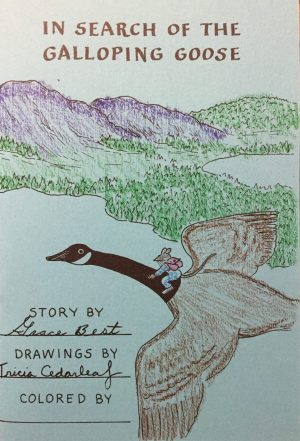 In Search of the Galloping Goose front cover